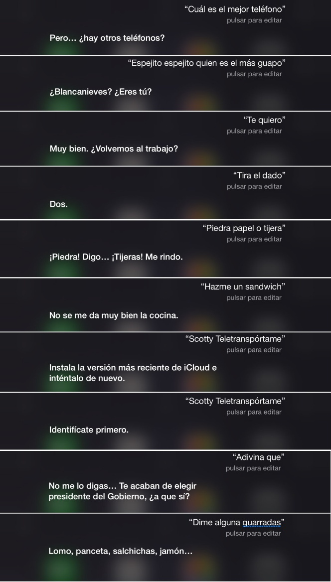 Siri Geek  2