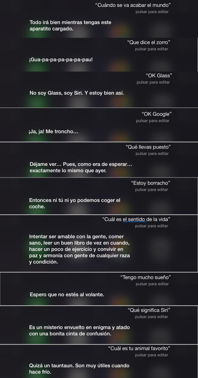 Siri Geek