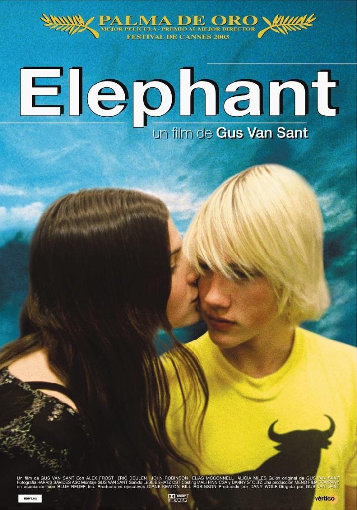 Título: Elephant.   Calidad: Segunda generación. Propiedad de VERTIGOFILMS.