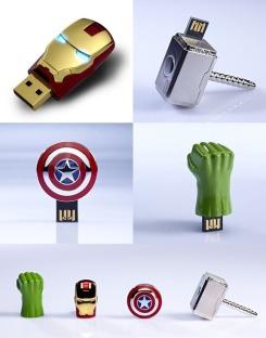 Cool-Avengers-USB-Drive