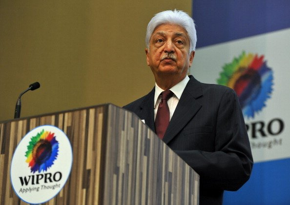 Chairman of Wipro Limited, Azim Premji a