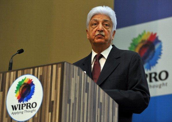 Chairman of Wipro Limited, Azim Premji a