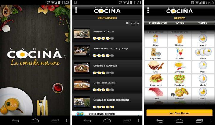 recetas-en-android-con-canal-cocina