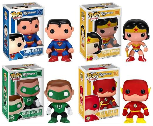 pop-heroes-dc-universe-wave-2-vinyl-figures-by-funko-superman-wonder-woman-green-lantern-the-flash